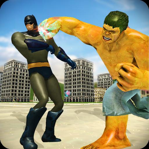 League of Superheroes - Gangster City Battle