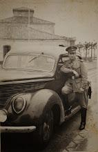 Photo: Militar. Proveedor: Ascensión Ojeda Fernández. Año: 1954.