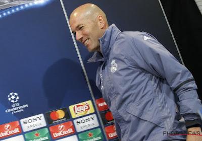 """Zidane aux anges: """"Je vis quelque chose de fou !"""""""