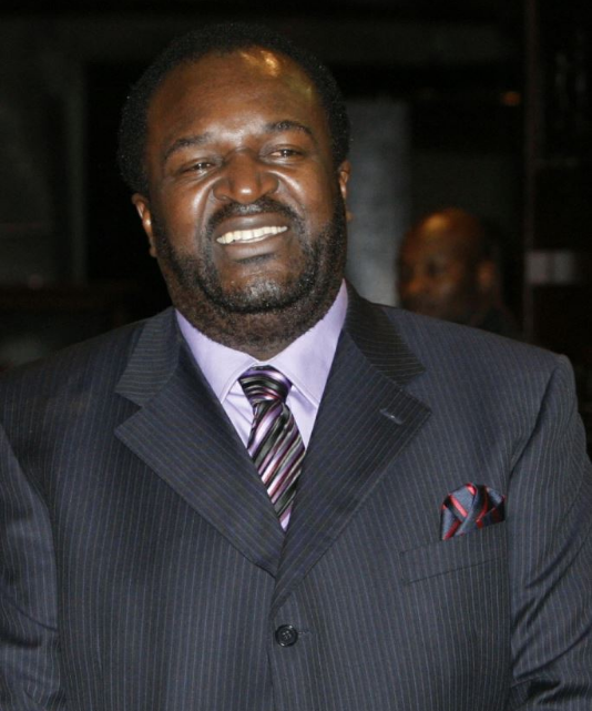 Zimbabwean businessman James Makamba.