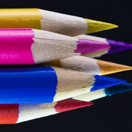 Color Pencils by Robert George - Artistic Objects Other Objects