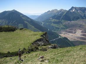 Photo: Die letzten Meter zum Gipfel