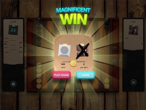 Backgammon GG - Online Board Game android2mod screenshots 8