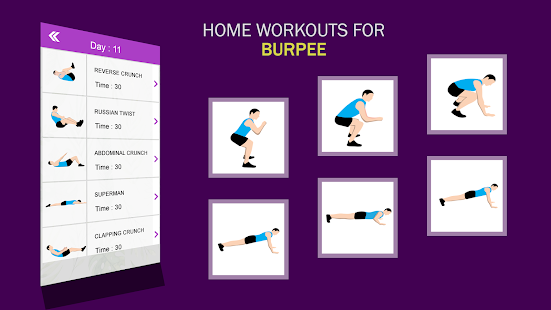 Home Workouts : GYM Body building 15
