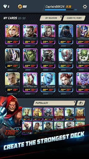 MARVEL Battle Lines 2.23.0 screenshots 8