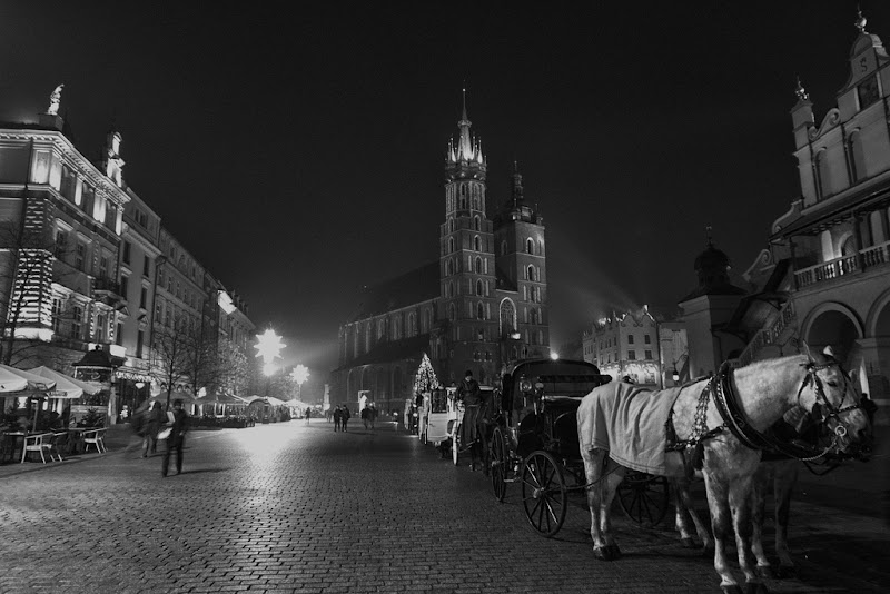 Cracovia by night di antonioromei