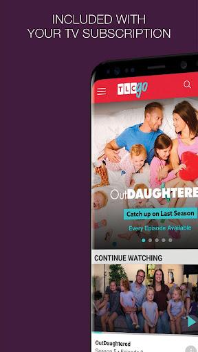 Watch TV On Demand. Stream Top Episodes: TLC GO screenshot 3