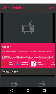 Free Tamil Movies App Download For Android 5