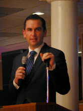 Photo: Jersey City Mayor Steven M. Fulop was the dinner's keynote speaker.