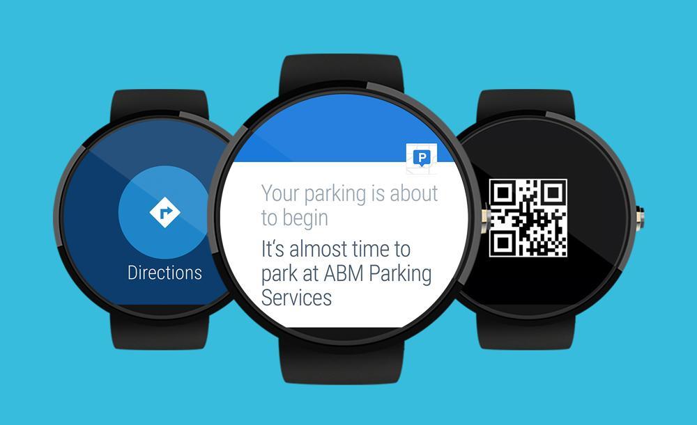 ParkWhiz: On Demand Parking - screenshot