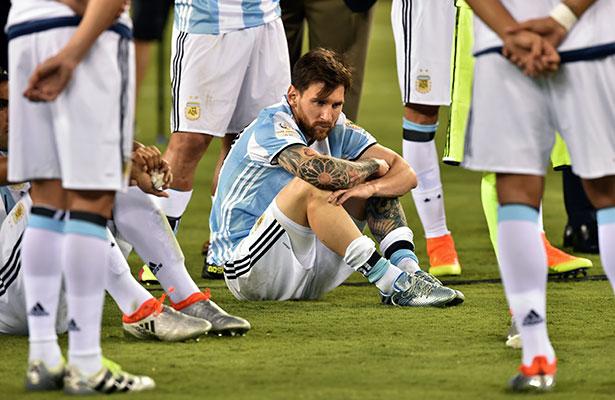 Messi se retira de su selección, ¿es posible la vida sin él?