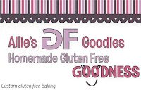 Allie's GF Goodies logo