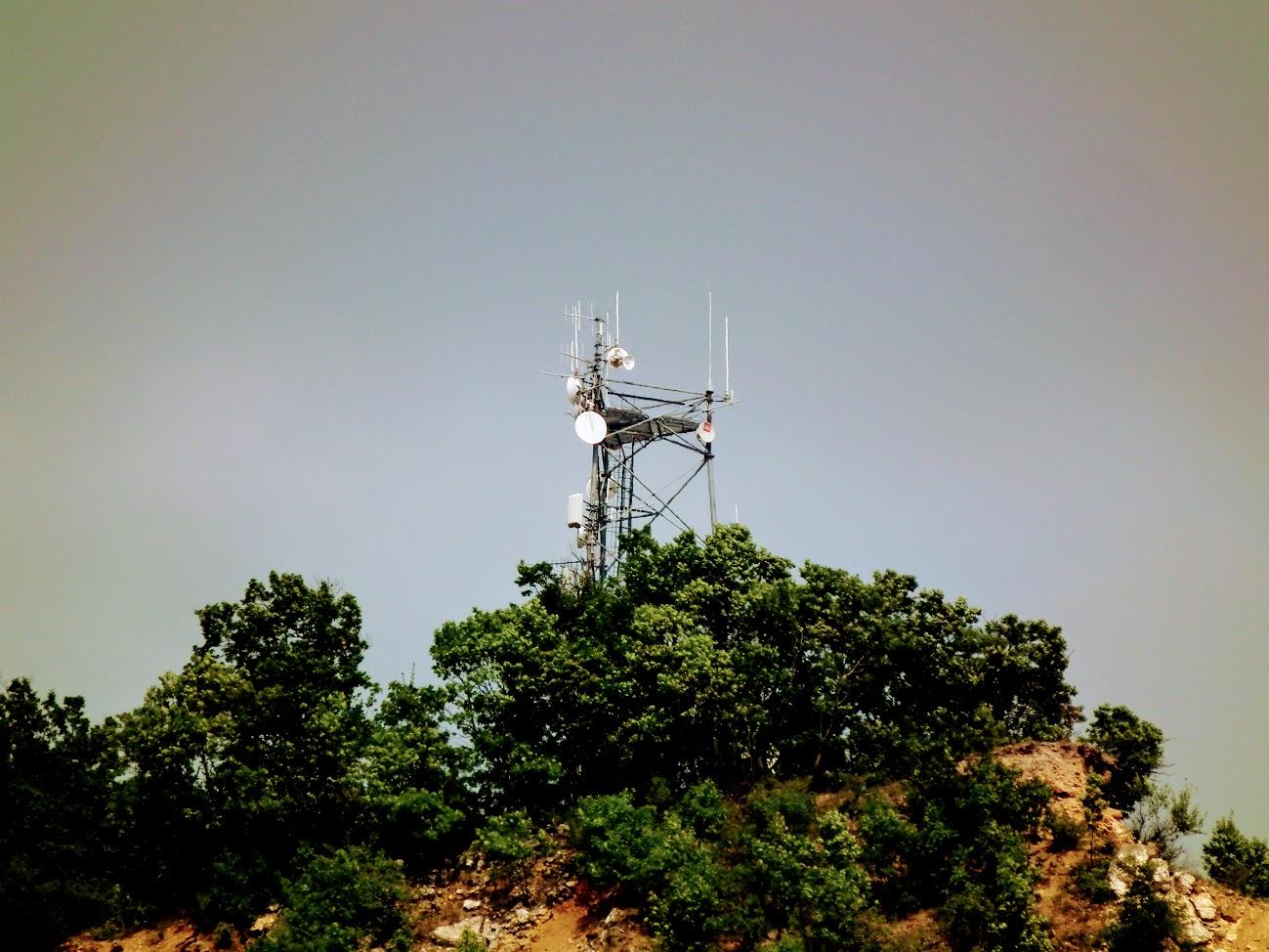 Vác/Naszály - helyi DVB-T adóállomás
