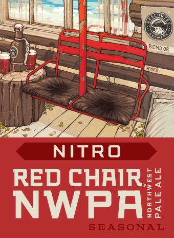 Logo of Deschutes Red Chair NWPA (Nitro)