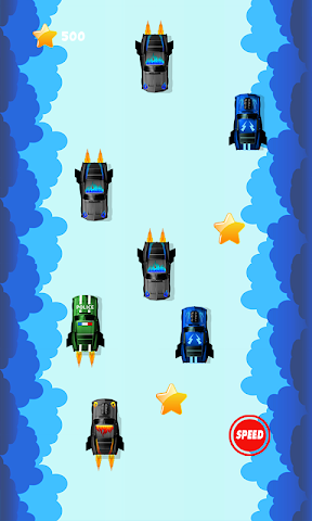android Jet Car games for free driving Screenshot 1