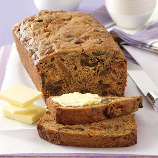 Date And Apricot Loaf.