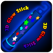 3D Glow Stick Light