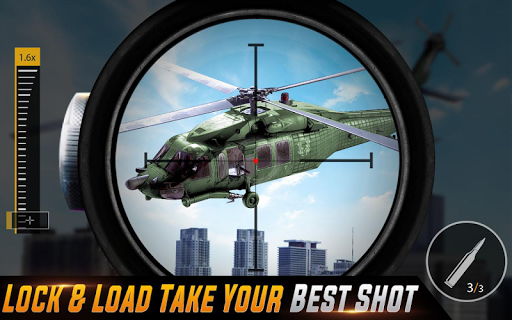 Real Sniper Strike: FPS Sniper Shooting Game 3D android2mod screenshots 7