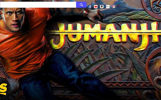 Jumanji hd wallpapers chrome web store - Chrome web store wallpaper ...