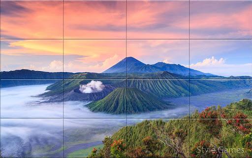 Asia Puzzle  screenshots 1