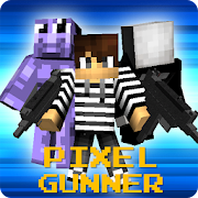 Pixel Gunner MOD APK 9.4 (Free Shopping)