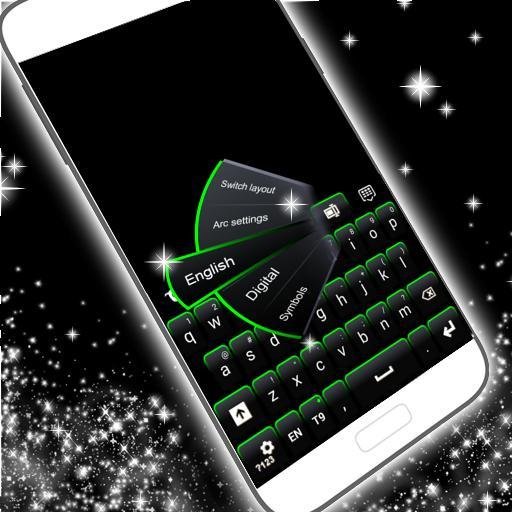 霓虹灯手机主题 個人化 App LOGO-硬是要APP