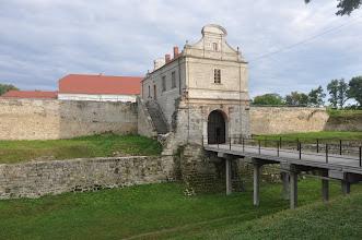 Photo: Tutaj w 1649 roku Polacy pod dowództwem księcia Wiśniowieckiego mężnie obronili się przed kilkukrotnie liczniejszymi siłami kozacko-tatarskimi