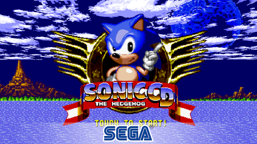 Sonic CD Classic  captures d'écran 1