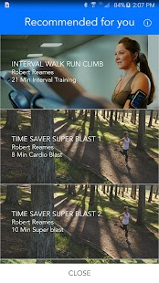Personal Fitness Coach- screenshot thumbnail