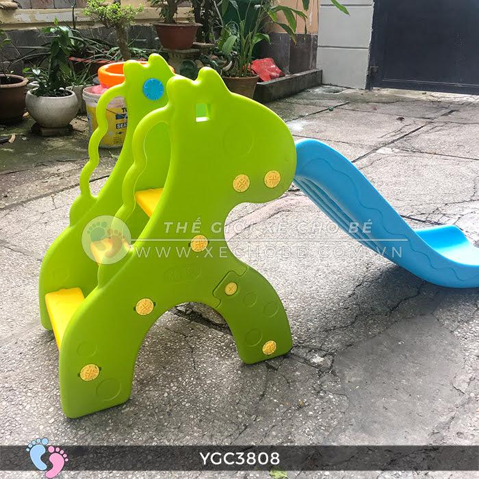 Cầu tuột bóng rổ cho bé YGC-3808 10