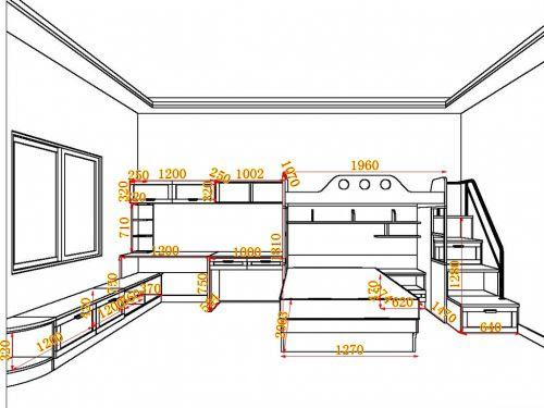 thiết kế phòng ngủ tiện nghi