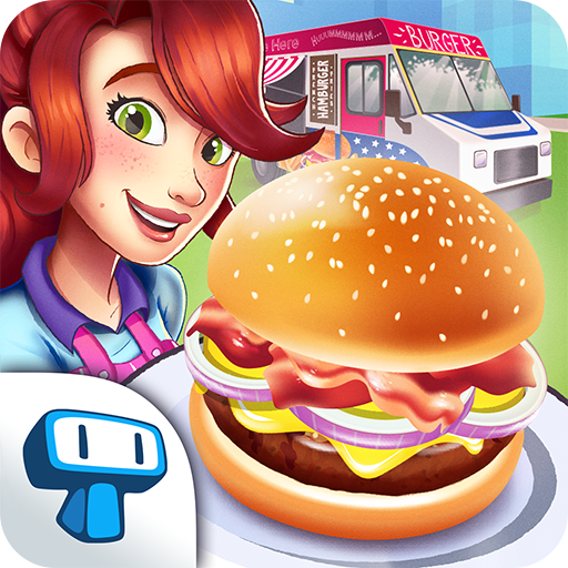 American Food Truck - Fast Food Cooking Game (game)