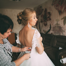 Wedding photographer Svetlana Goncharova (Esfir). Photo of 08.05.2017