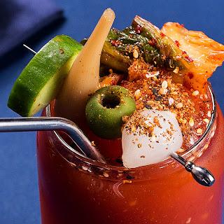 Kimchi Bloody Mary.