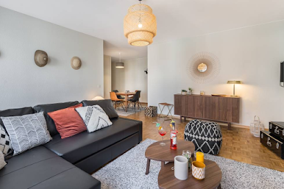 Athenee Geneva Serviced Apartment, City Centre