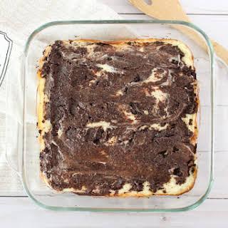 Keto Cream Cheese Brownies.
