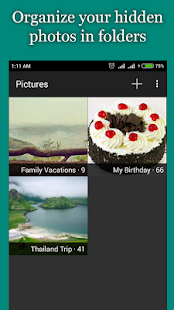 Hide Photos, Video-Hide it Pro Screenshot