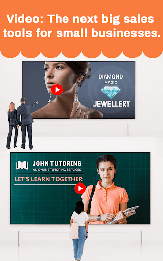 Marketing Video, Promo Video & Slideshow Maker 28.0 screenshots 18