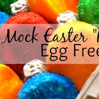 "Mock Easter ""Peeps"" — Egg Free"