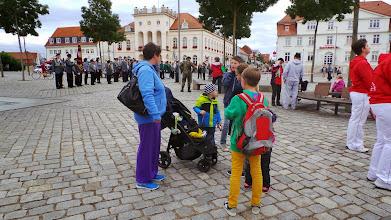 Photo: Unser Nachwuchs war mit on Tour.