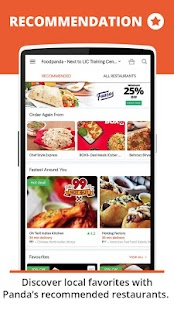 foodpanda: Fastest food delivery, amazing offers Screenshot