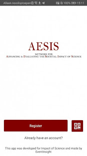 Download AESIS IoS20 conference For PC Windows and Mac apk screenshot 1