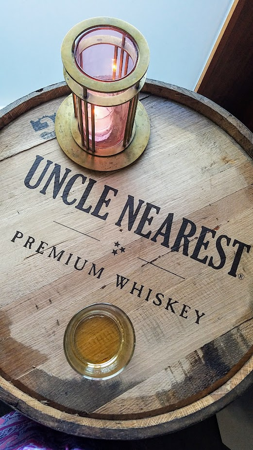 Uncle Nearest Green- the greatest whiskey maker the world never knew now being honored and getting his name to be known via Uncle Nearest 1856 Premium Whiskey