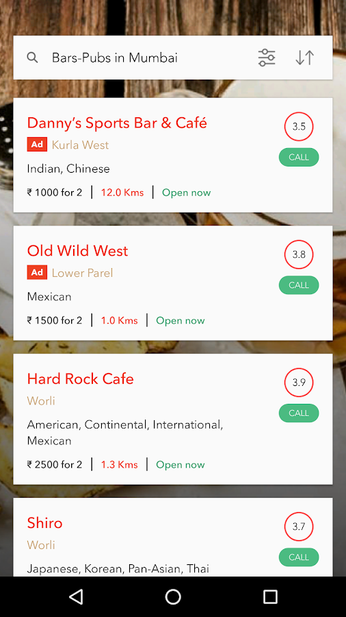 Burrp : Restaurants Near Me- screenshot