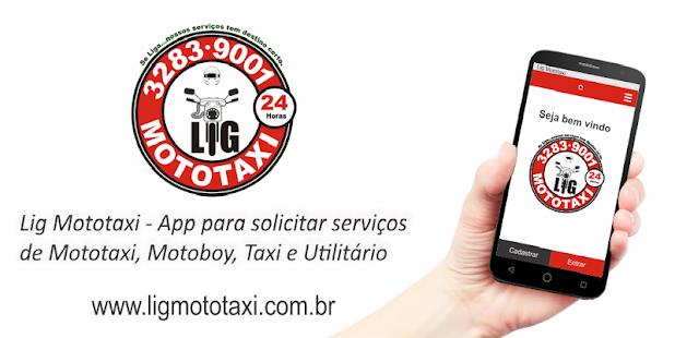 Lig Mototáxi - Cliente - náhled