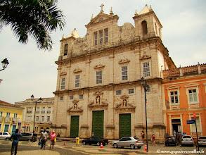 Photo: #014-Salvador de Bahia. Cathédrale Basilique.