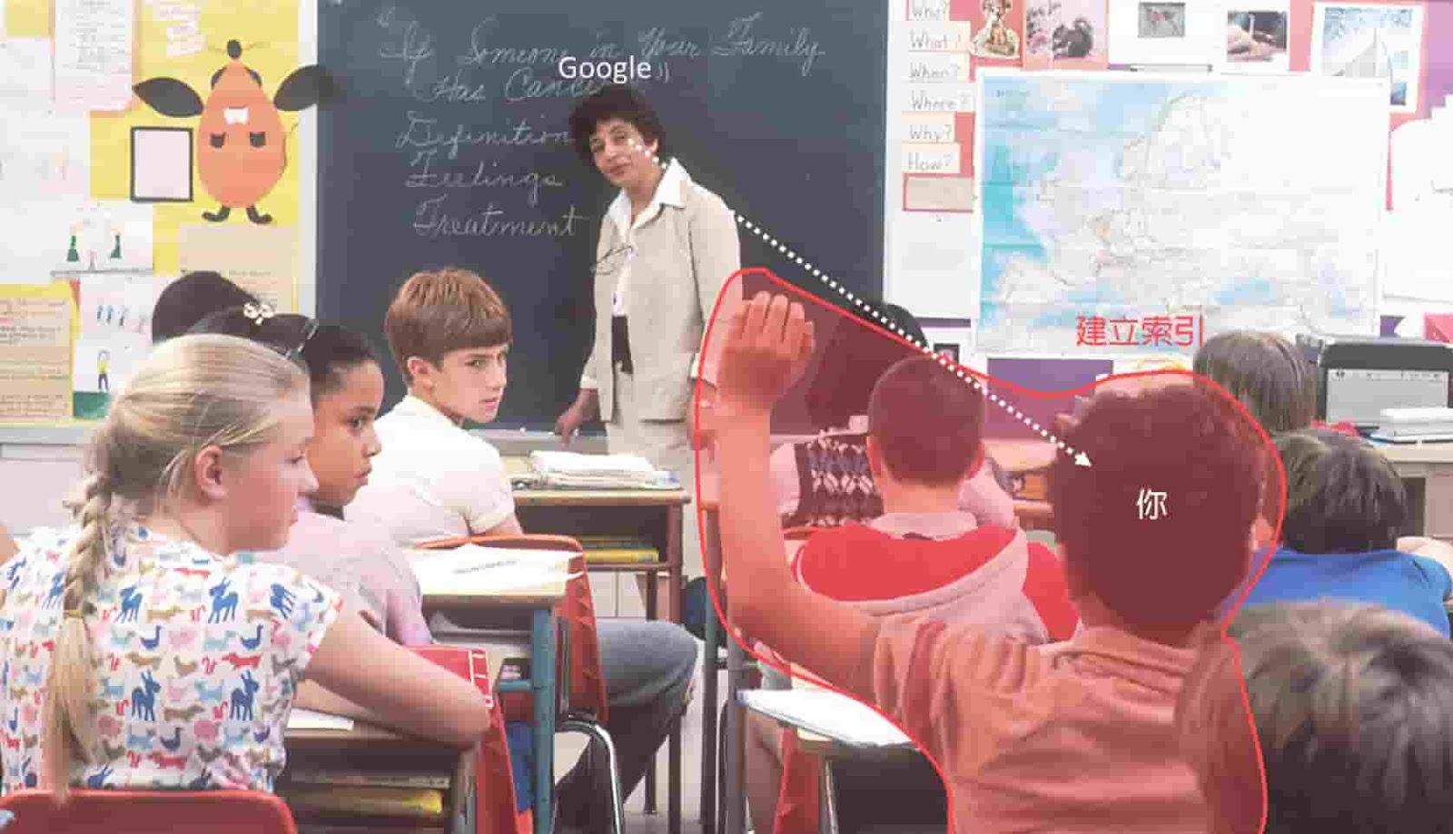 google search console 教學