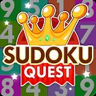 Sudoku Quest gratuito icon