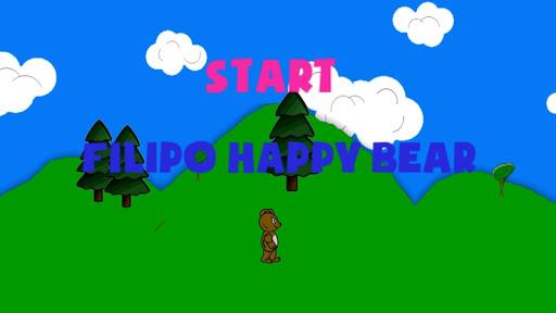 Filipo happy bear