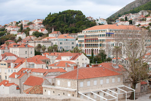 Old-Dubrovnik-landscape.jpg - Dubrovnik's striking cityscape dates to the Middle Ages.